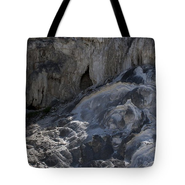 Tote Bag featuring the photograph Mammoth Cave by J L Woody Wooden