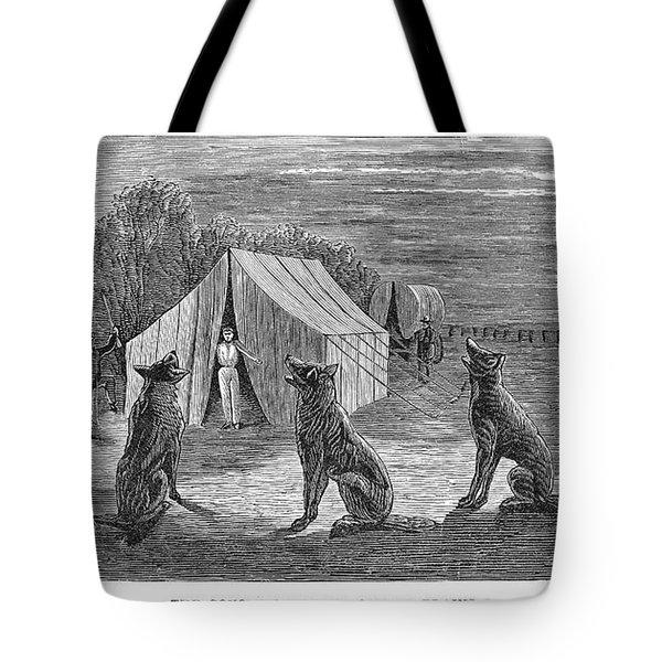 Mango Hummingbird Tote Bag by Granger
