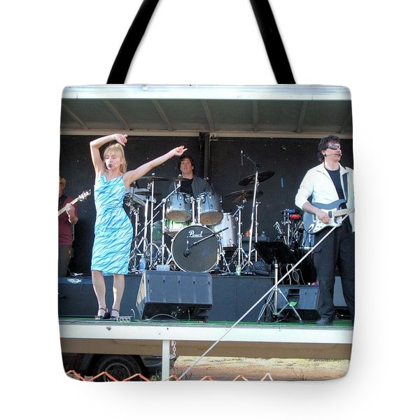 March Hare Tote Bag by John  Greaves