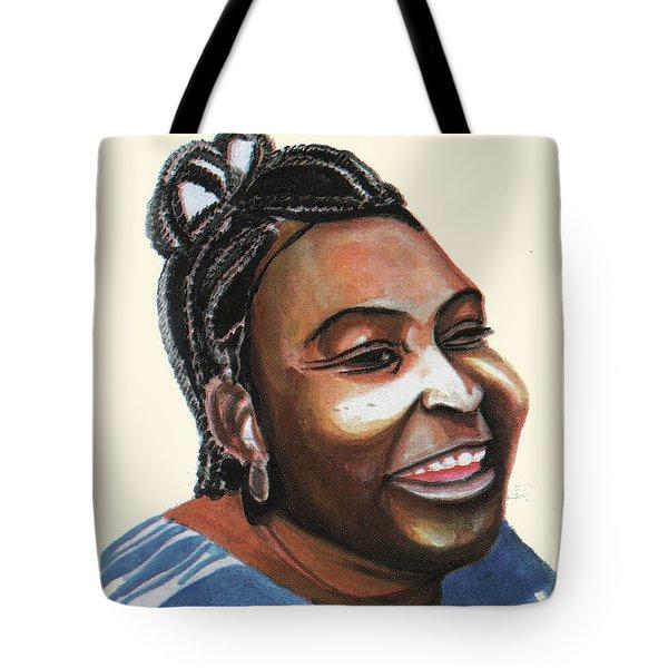 Mariama Ba Tote Bag