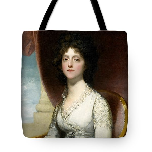 Marianne Ashley Walker Tote Bag by Gilbert Stuart