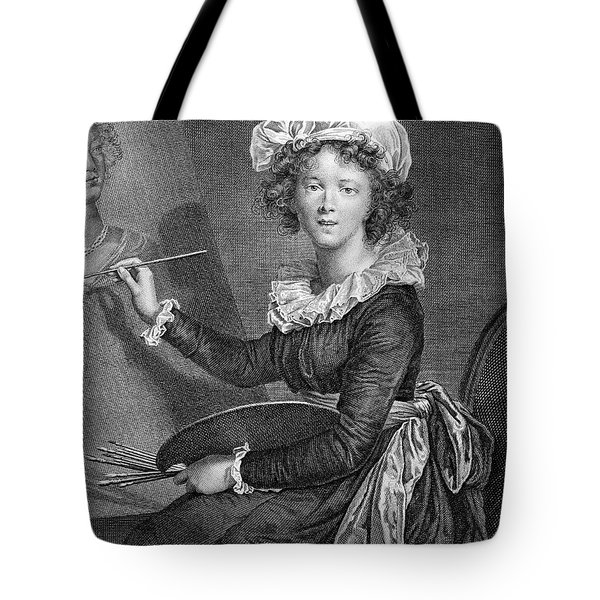 Marie Anne Vigee-lebrun Tote Bag by Granger