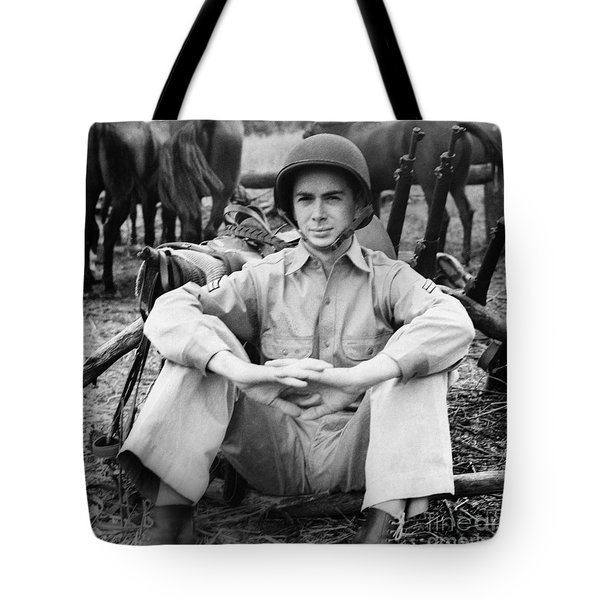 Marion Hargrove (1919-2003) Tote Bag by Granger