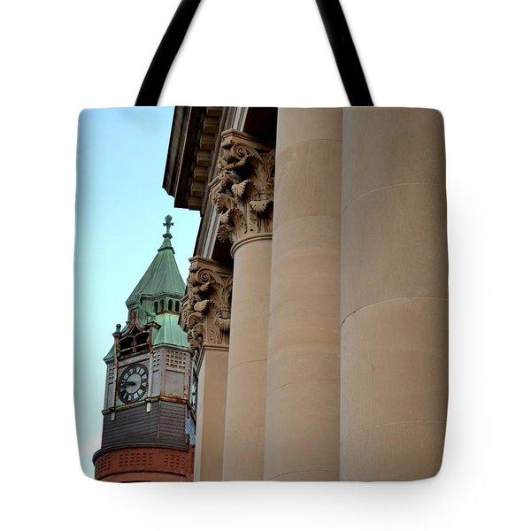 Marquette Architecture Tote Bag