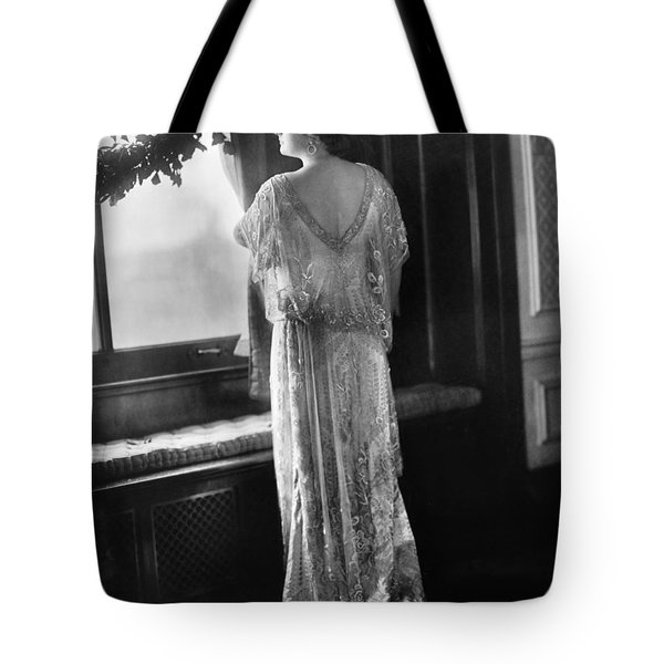 Mary Garden (1874-1967) Tote Bag by Granger