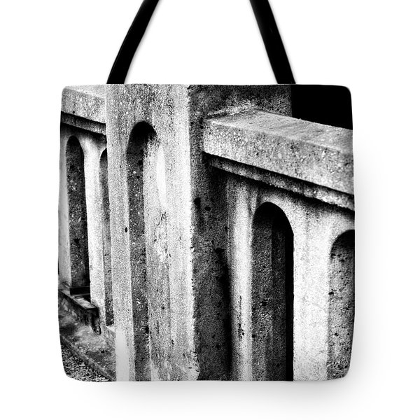 Mary Street Bridge Bristol Virginia Tote Bag