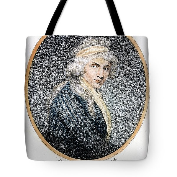 Mary W. Godwin (1759-1797) Tote Bag by Granger