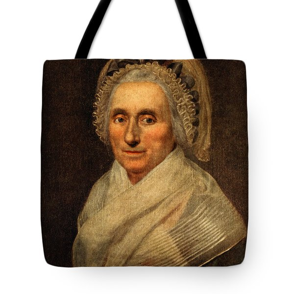 Mary Washington - First Lady  Tote Bag by International  Images