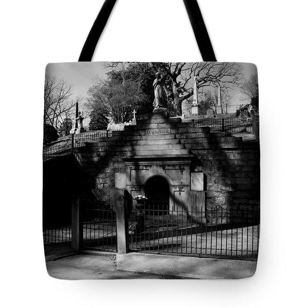 Masoleum2 Tote Bag