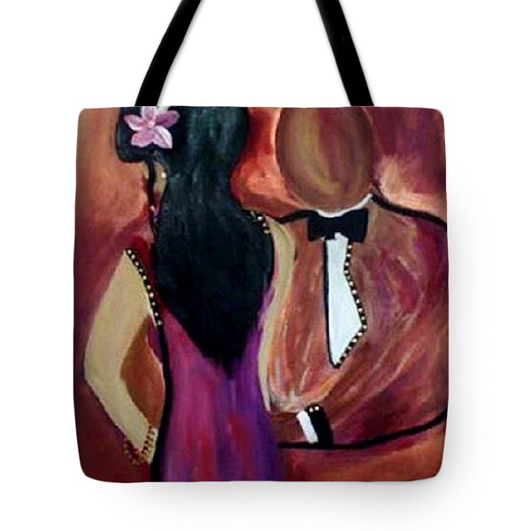 Masquerade Ball Tote Bag