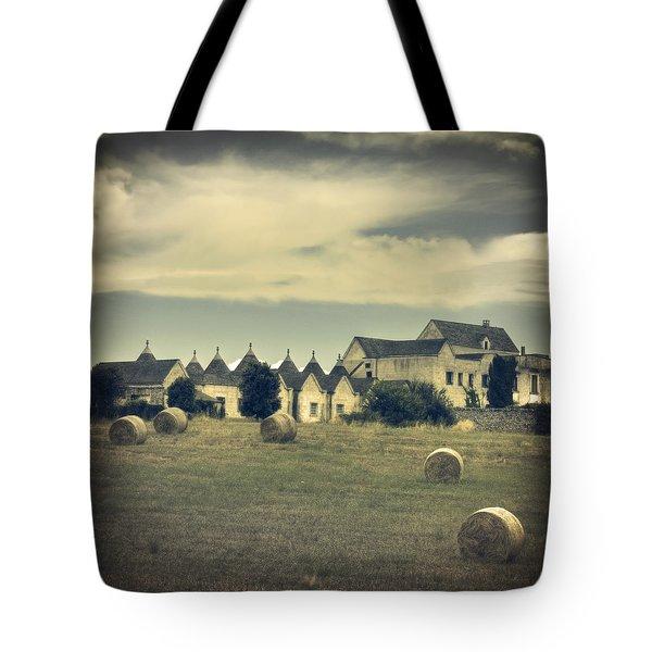 Masseria Tote Bag by Joana Kruse