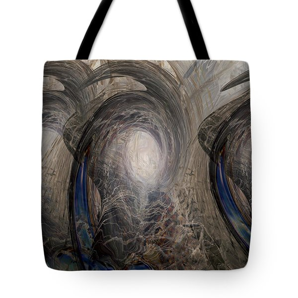Massive Attack Tote Bag by Linda Sannuti