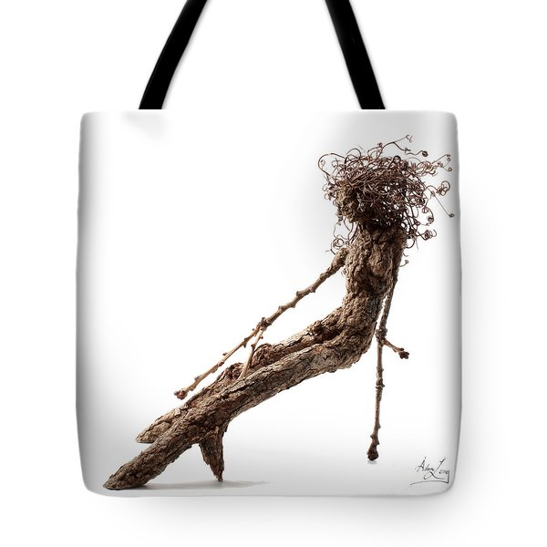 Matutinal Tote Bag by Adam Long