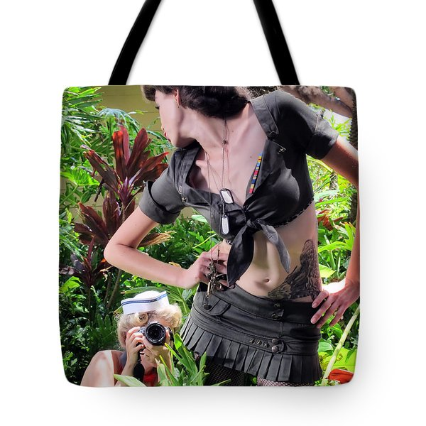 Maui Photo Festival 4 Tote Bag by Dawn Eshelman