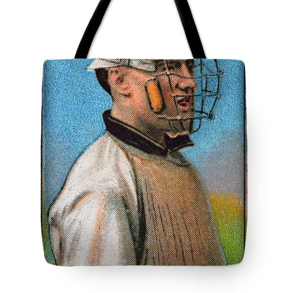 Maurice Riley Powers Tote Bag by Granger