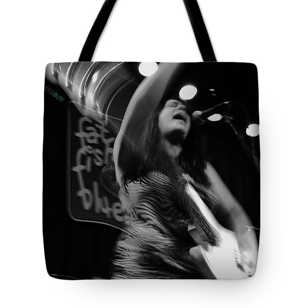 May I Tote Bag by Chris Berry