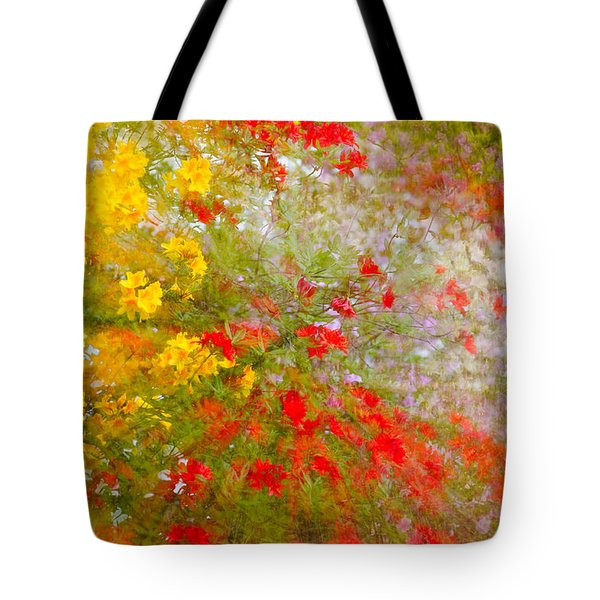 May Impression Tote Bag by Bobbie Climer