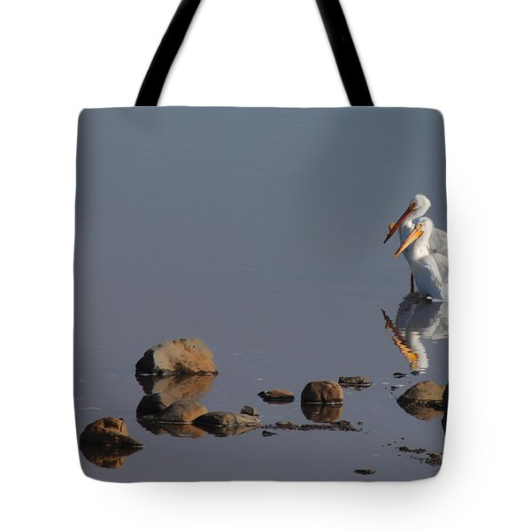 Me And My Gal Tote Bag by Donna Blackhall