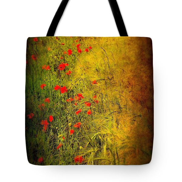 Meadow Tote Bag by Svetlana Sewell