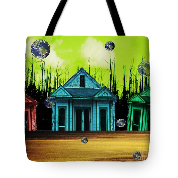 Means Of Escape Tote Bag