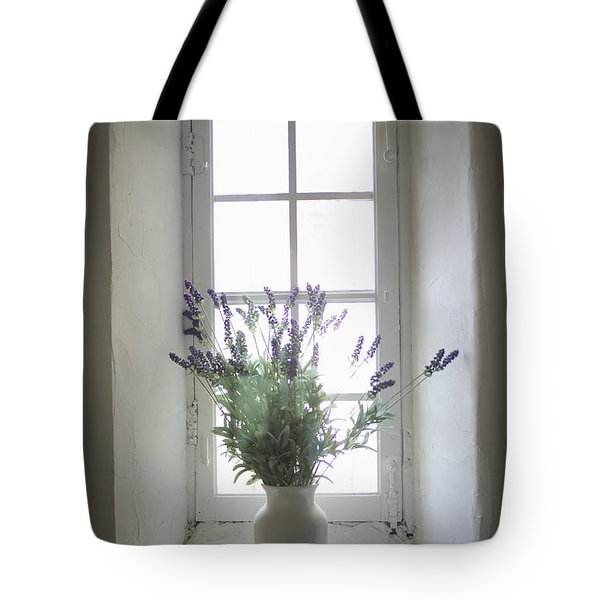 Mediterranean Coast In Provence Tote Bag by Huy Lam