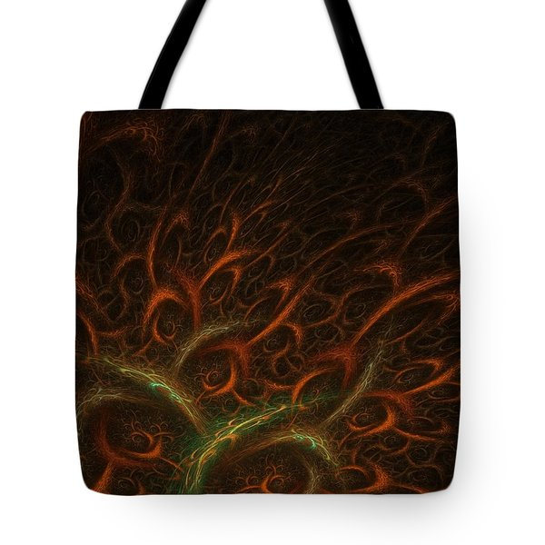 Medusa Tote Bag by Lourry Legarde