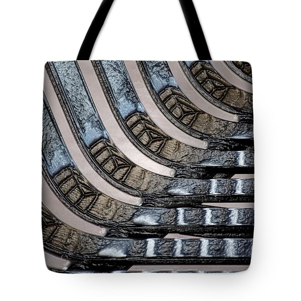 Meeting Place Tote Bag