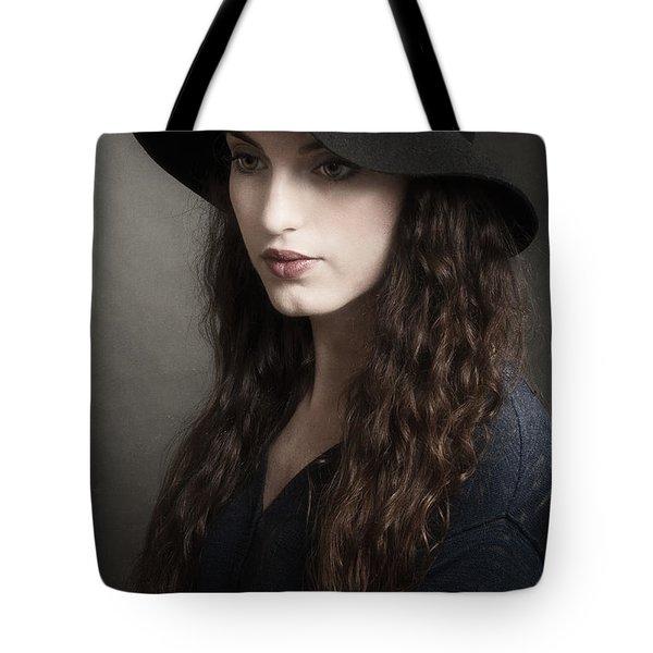 Melancholy Baby Tote Bag