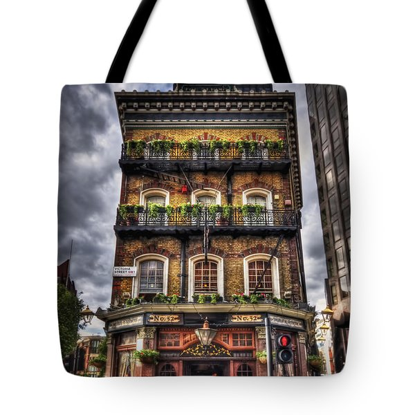 Memory Lane Tote Bag by Evelina Kremsdorf