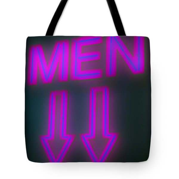 Men Tote Bag by Richard Piper