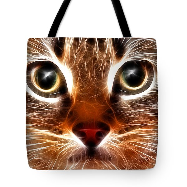 Meow Tote Bag by Stephen Younts