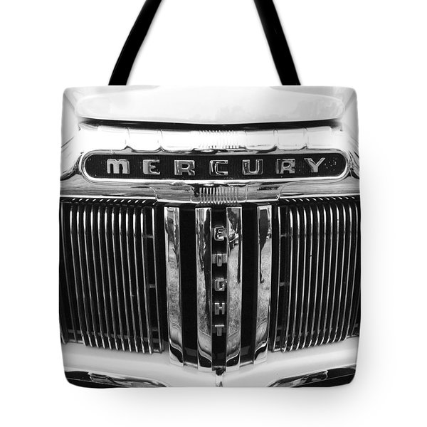 Mercury Grill  Tote Bag by Kym Backland