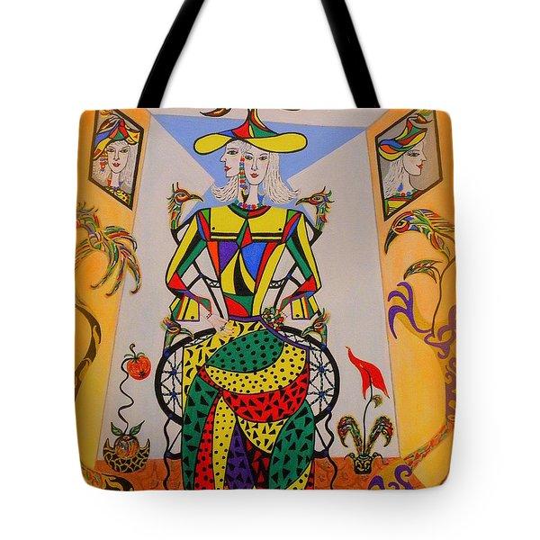Eleonore Graduation  Tote Bag