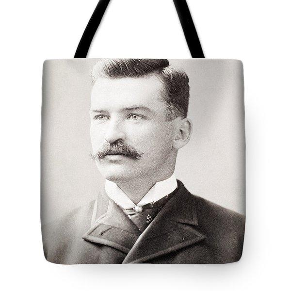 Michael Joseph Kelly Tote Bag by Granger