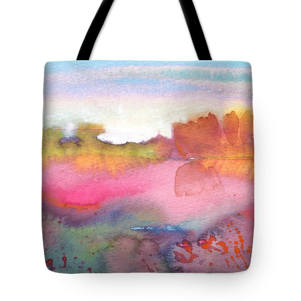 Midday 25 Tote Bag by Miki De Goodaboom