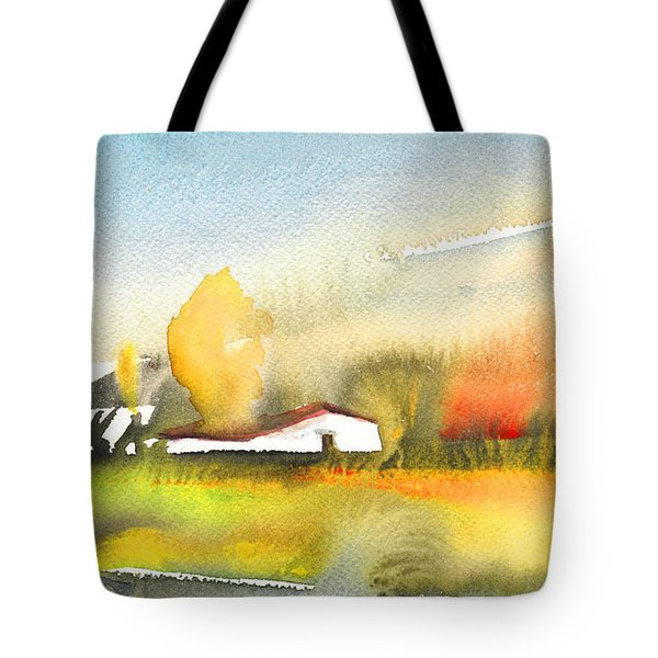 Midday 28 Tote Bag by Miki De Goodaboom