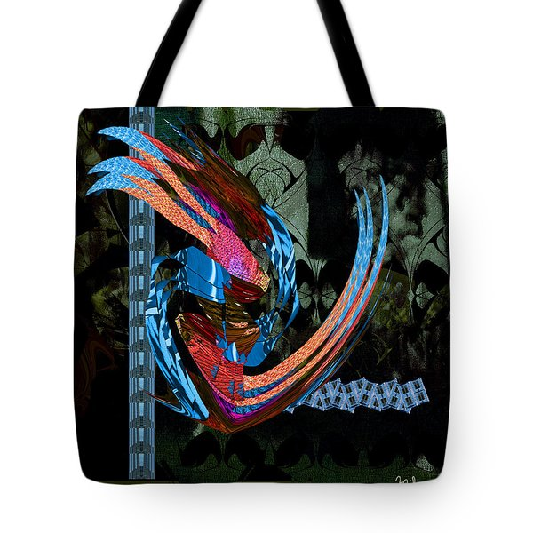 Midnight In The Garden Of Good And Evil Tote Bag