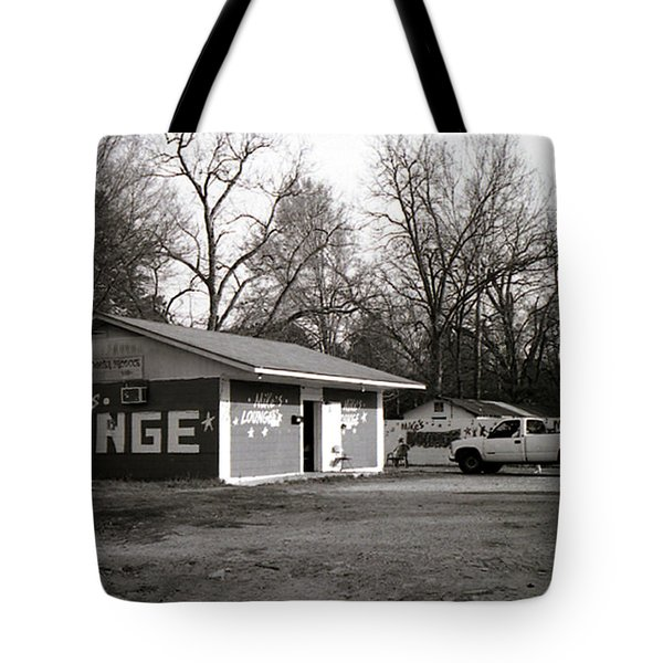 Mike's Lounge Tote Bag