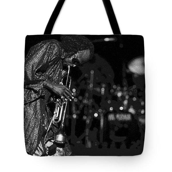 Miles Davis - The One Tote Bag