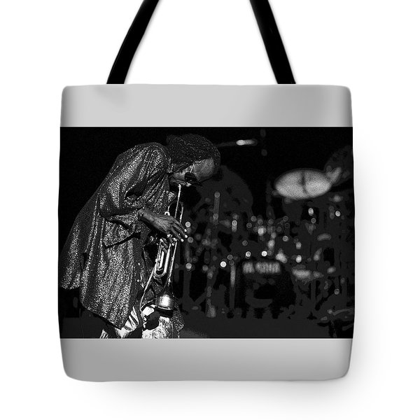 Miles Davis - The One Tote Bag