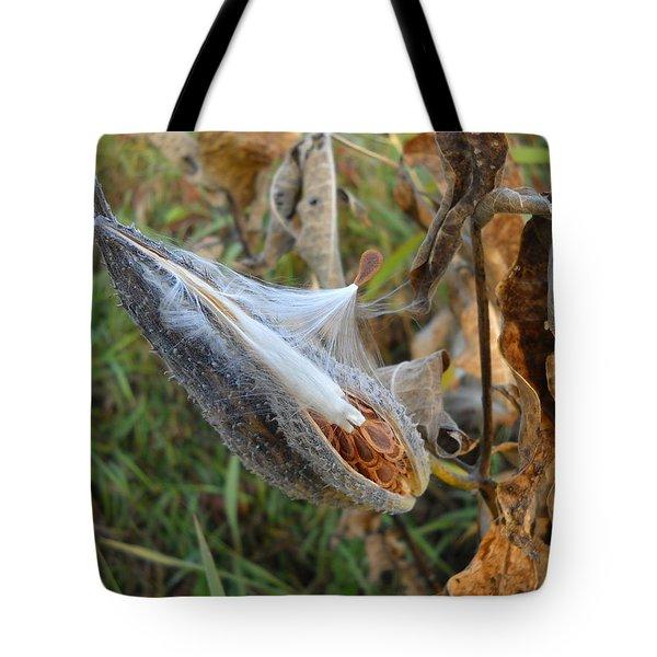 Milkweed - Spread Thy Seed Tote Bag