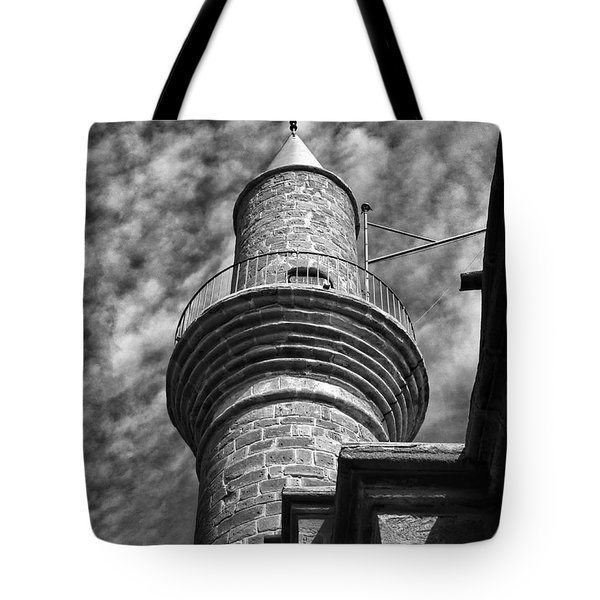 Minaret Tote Bag by Stelios Kleanthous