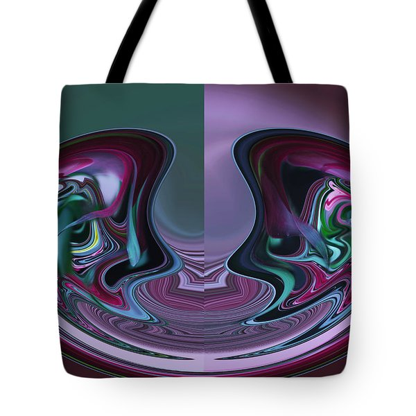 Mindless Banter Tote Bag