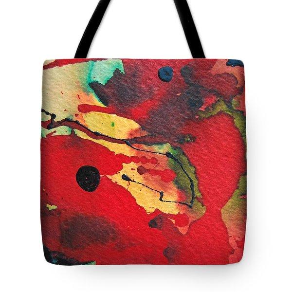 Mindscape 1 Tote Bag by Ana Maria Edulescu