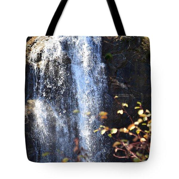 Mirabeau Falls Tote Bag