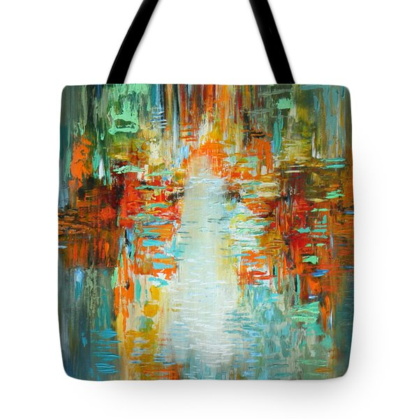 Mirage Tote Bag
