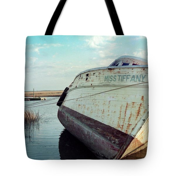 Miss Tiffany Tote Bag by Patricia Greer