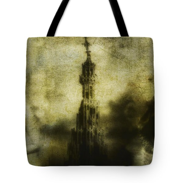Missing Tote Bag by Andrew Paranavitana