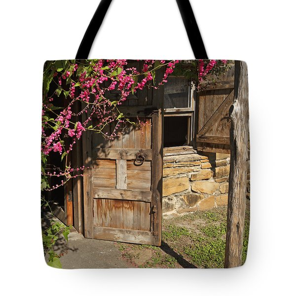 Tote Bag featuring the photograph Mission San Jose 3 by Susan Rovira