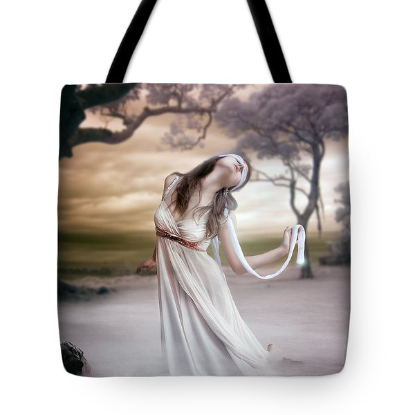 Mistborn Tote Bag by Mary Hood